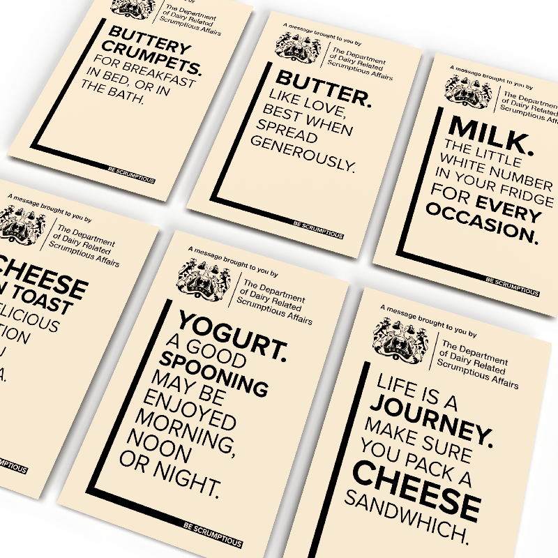 Dairy campaign